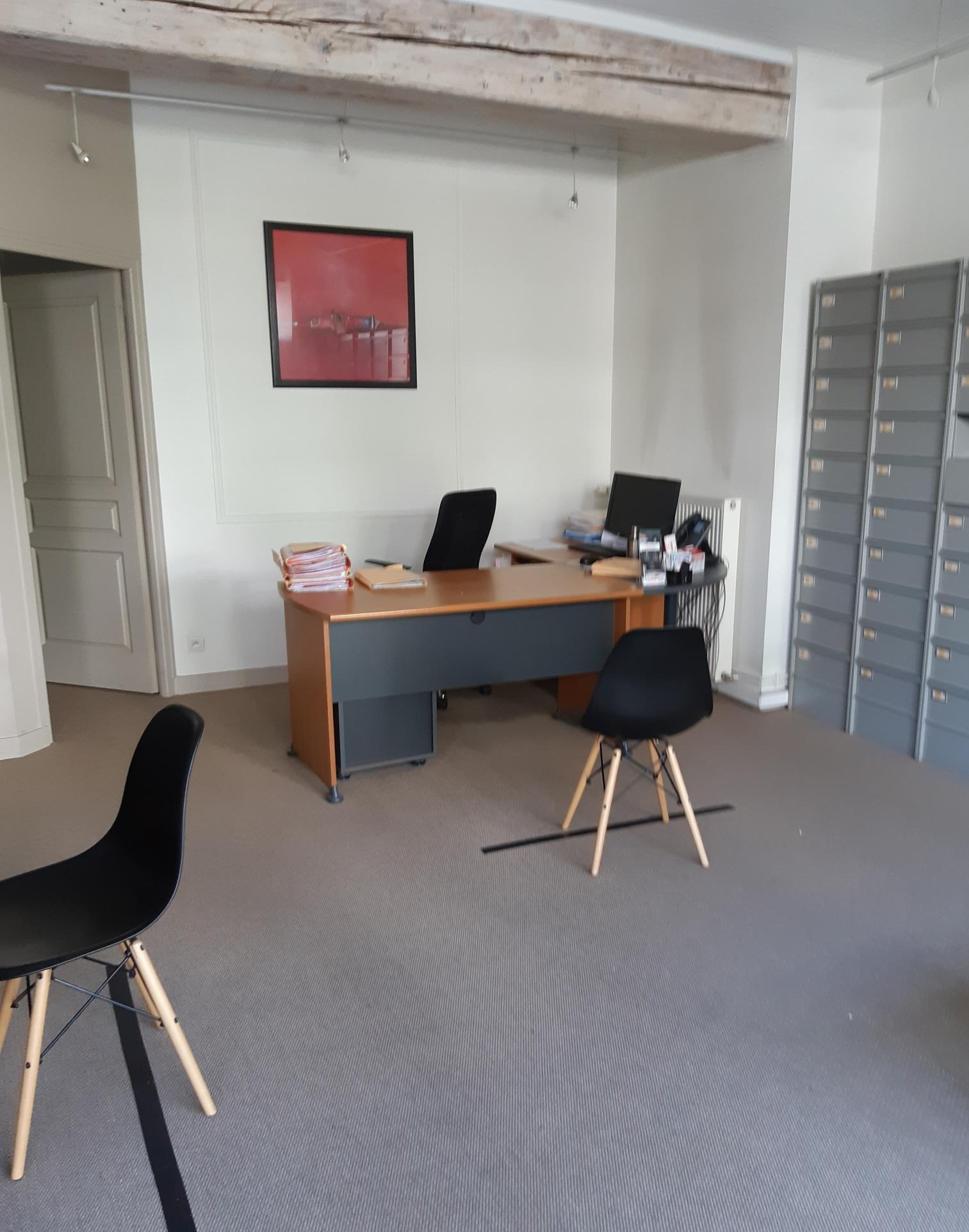 A VENDRE IMMEUBLE MIXTE - Bureau Local Entrepôt